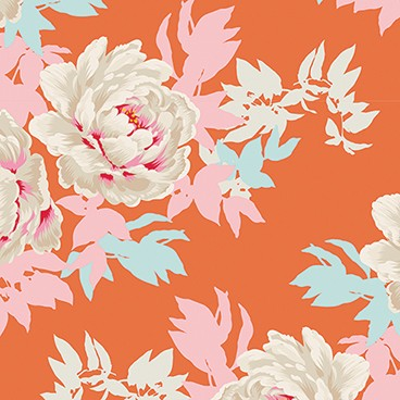 Tilda - Sunkiss - Peony in Ginger