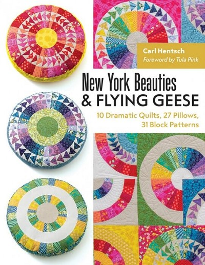 New York Beauties and Flying Geese Book by Carl Hentsch