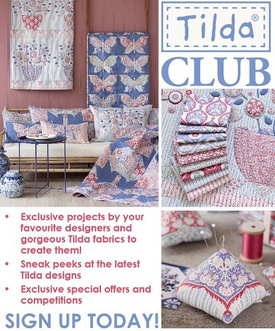 Tilda Club - Bi Monthly Subscription
