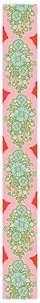 Tilda - Sunkiss - Ribbon 30mm wide in Pink