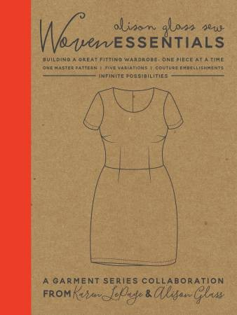 Alison Glass - Woven Essentials Garment Booklet