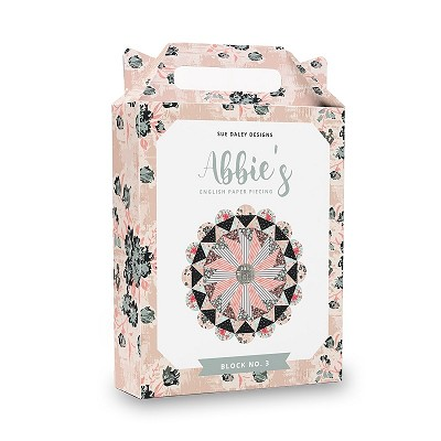 Sue Daley Designs - Abbie's English Paper Piecing Pack #3
