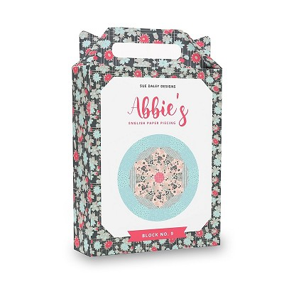 Sue Daley Designs - Abbie's English Paper Piecing Pack #9
