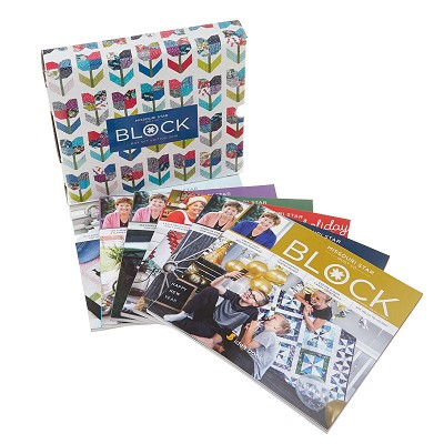 Missouri Star Quilt Co - BLOCK Book Collectors Boxed Set - 2018