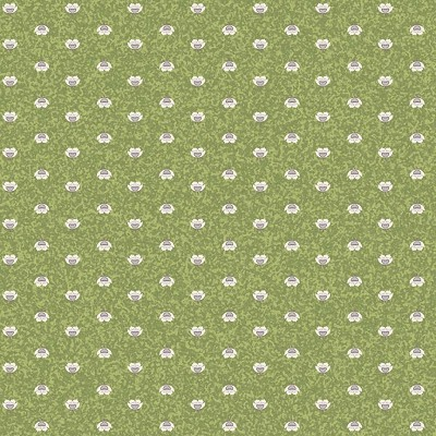 Riley Blake Designs - To Norway with Love Rose in Green