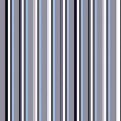 Riley Blake Designs - Speedster - Stripes in Grey