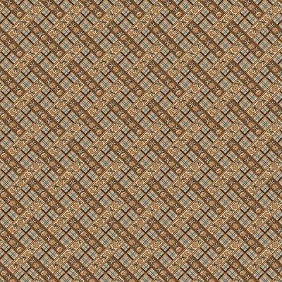 Penny Rose Fabrics - Penelope Plaid in Brown
