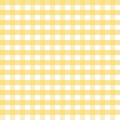 Riley Blake Designs - 1/2 Inch Large Gingham in Yellow