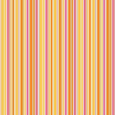 Riley Blake Designs - Summer Song 2 - Stripe in Yellow
