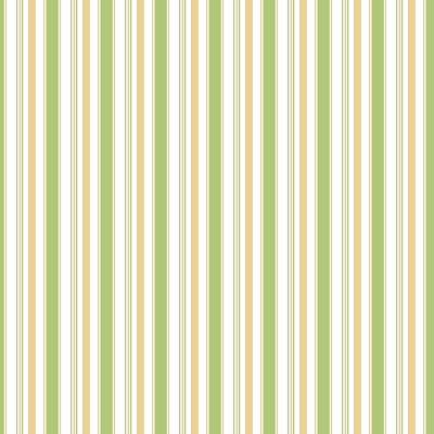 Riley Blake Designs - Cozy Christmas - Stripe in Green