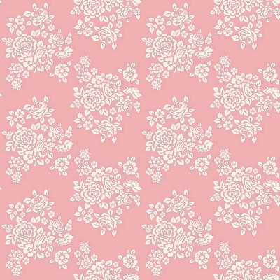 Penny Rose Fabrics - Anne of Green Gables - Bouquet Pink