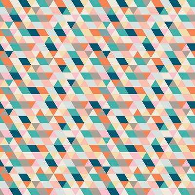 Riley Blake Designs - Ava Rose Geometric Multi