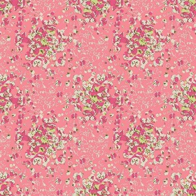 Riley Blake Designs - Ivy Mae - Grace Floral in Pink