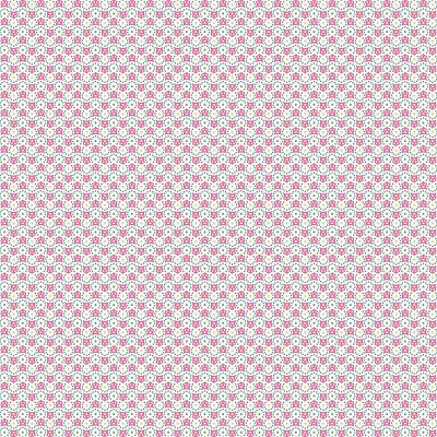 Penny Rose Fabrics - Petite Treat Geo in Pink