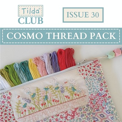 Cosmo Thread Pack for Tilda Club Pack Issue 30