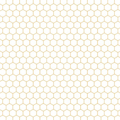 The Devonstone Collection Queen Bee Beehive in White and Honey