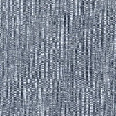 Robert Kaufman - Essex Yarn Dyed Linen/Cotton Blend - Indigo