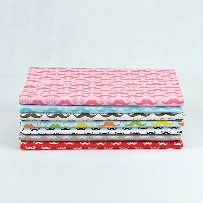 Riley Blake Designs Geekly Chic Half Metre Bundle of 7 pieces