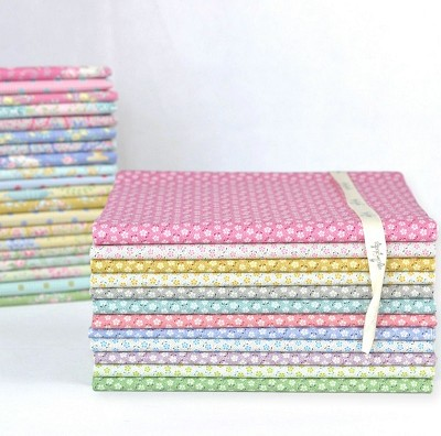 Tilda Happy Campers Meadow Half Metre Bundle of 12 fabrics