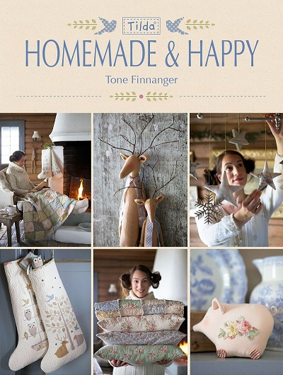 Tilda Homemade & Happy Book