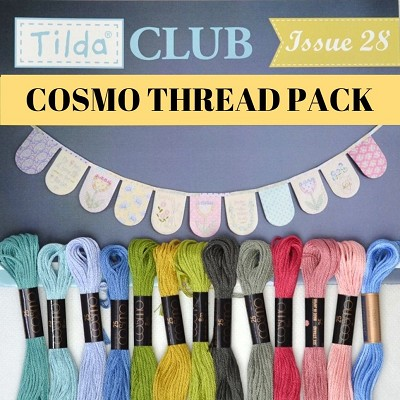 Cosmo Thread Pack for Tilda Club Pack Issue 28