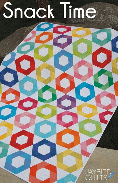 Jaybird Quilts Snack Time Quilt Pattern