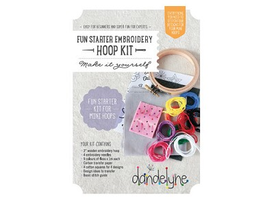Dandelyne - Fun Starter Mini Hoop Kit