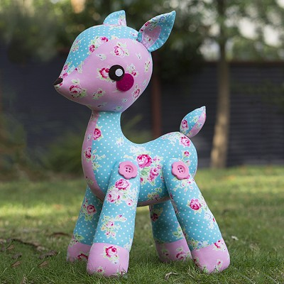 Melly and Me - Darla the Deer Softie Pattern