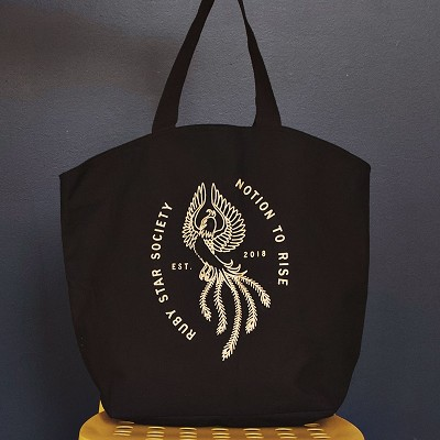 Ruby Star Society Notion To Rise Tote Bag