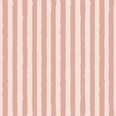 Riley Blake Designs - Blush Stripe Pink Sparkle