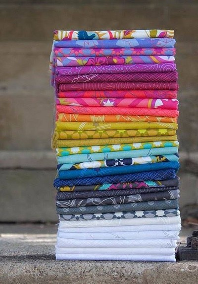 Andover - Seventy Six by Alison Glass - Fat Quarter Bundle of 30 Prints
