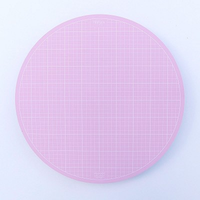 "Sue Daley - 10"" Rotating Cutting Mat - New with Gridlines!"