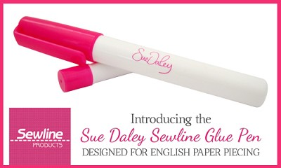 Sue Daley - Sewline Fabric Glue Pen