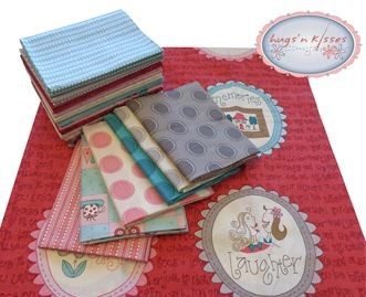 Red Rooster - Nice People Nice Things Fat Quarter Bundle 19 Fabrics