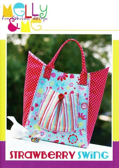 Melly & Me - Strawberry Swing Bag Pattern