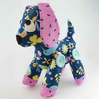 Melly and Me - Pebbles - Puppy Dog Softie Pattern