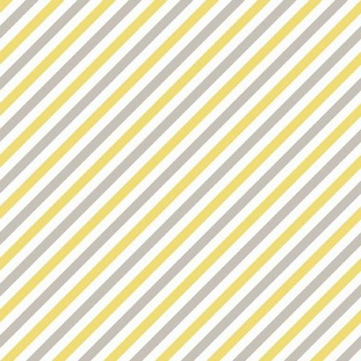 Riley Blake Designs - Oh Boy Stripes in Yellow/Grey