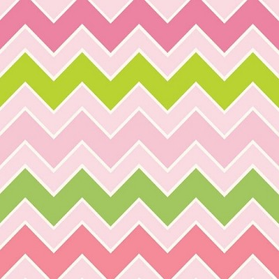 Riley Blake - Shaded Chevron in Summer